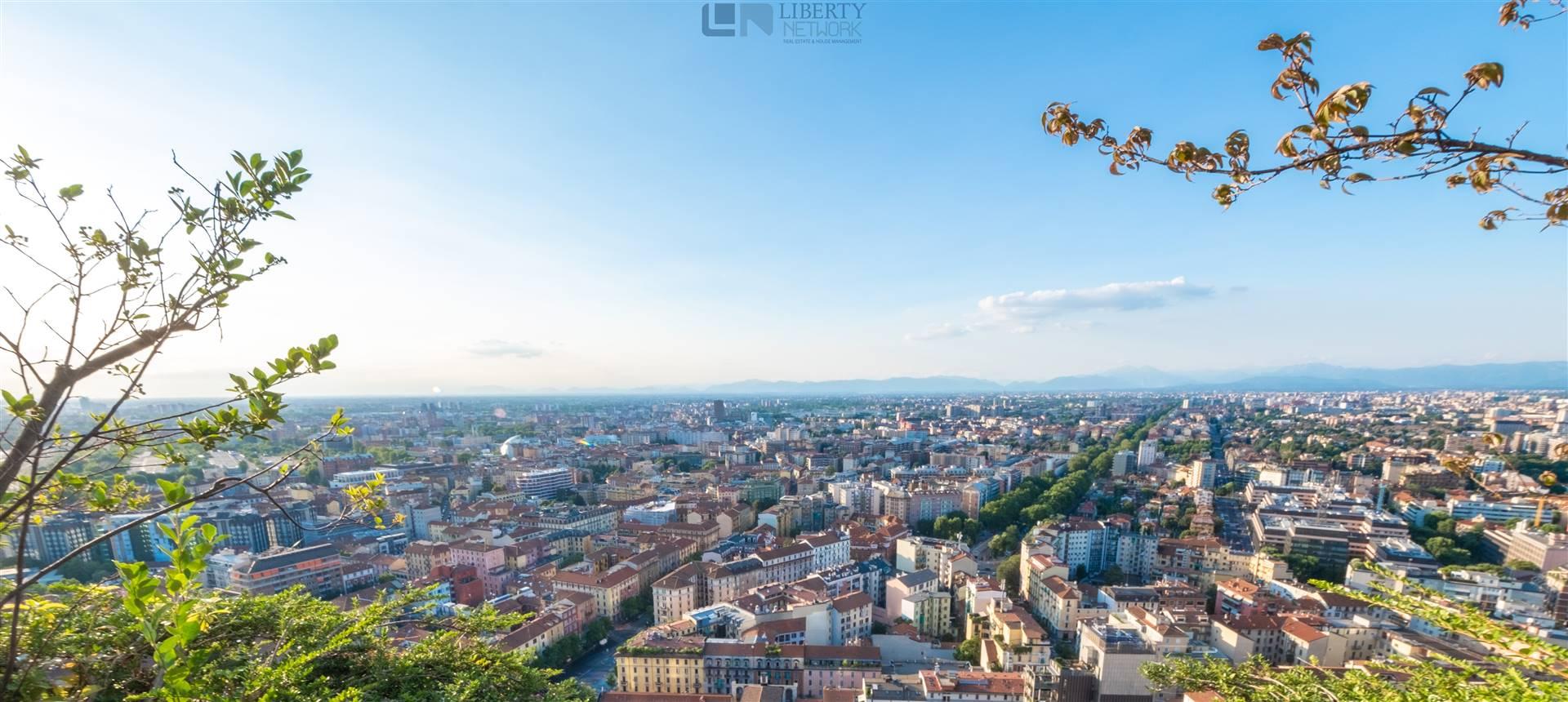 Milano dal Bosco Verticale