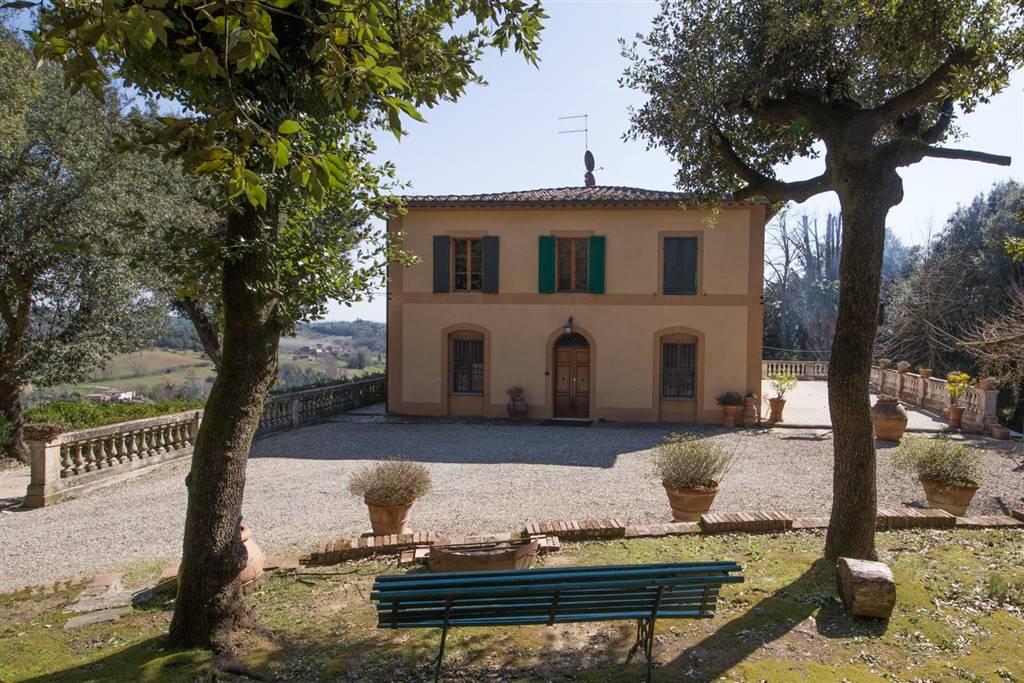 Villa, Siena, in ottime condizioni
