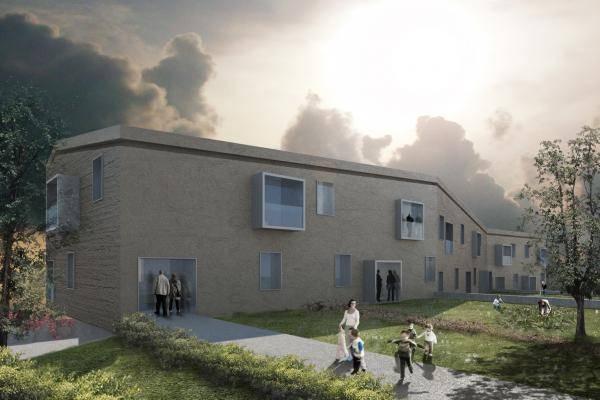 Nuova costruzione, Semicentrale, Siena, ristrutturato
