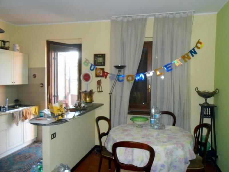 Cucina e soggiorno - Rif. San Donato