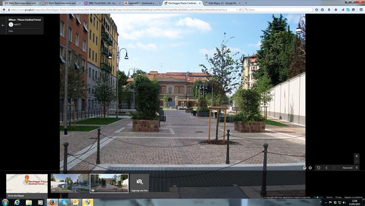Garage / Posto auto in Piazza Cardinale Andrea Ferrari, Bonola, Molino Dorino, Lampugnano, Milano