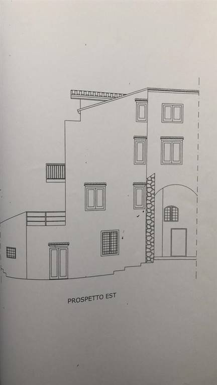 Casa singola, Pucara, Tramonti, in nuova costruzione