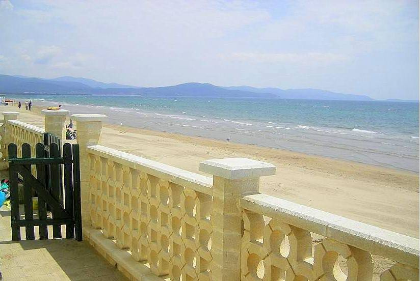 160f - Follonica, house on the beach, summer rental – Availability 2020: 8-30 September. We are letting out also weekly a big house excellently