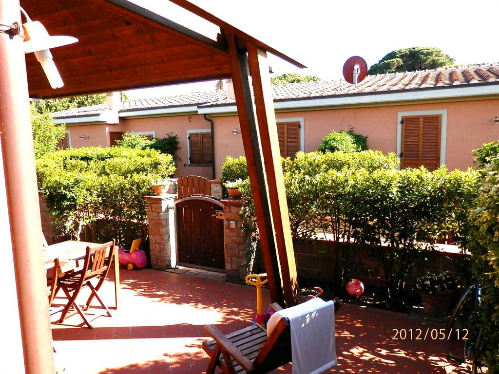CASTIGLIONE DELLA PESCAIA, Small villa for the vacation for rent of 55 Sq. mt., Excellent Condition, Heating Individual heating system, Energetic