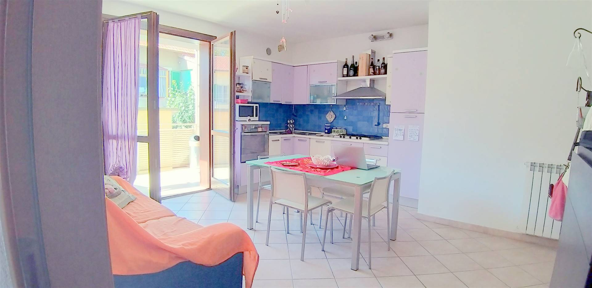 VIA DEI MILLE, GROSSETO, Apartment for sale, Excellent Condition, Heating Individual heating system, Energetic class: E, Epi: 77,835 kwh/m2 year,
