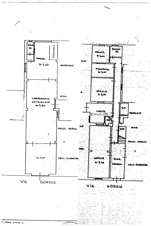 CENTRALE, PISTOIA, Casa semi indipendente in vendita di 300 Mq, Da ristrutturare, Classe energetica: G, posto al piano Terra su 1, composto da: 8