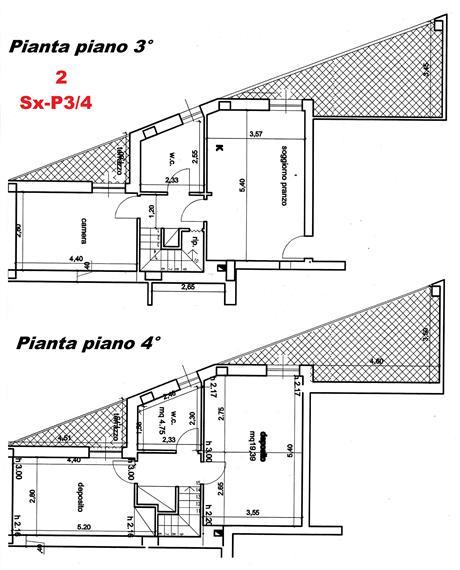 Appartamento in vendita a Grosseto, 4 locali, zona Località: SAN GIUSEPPE, prezzo € 260.000 | CambioCasa.it
