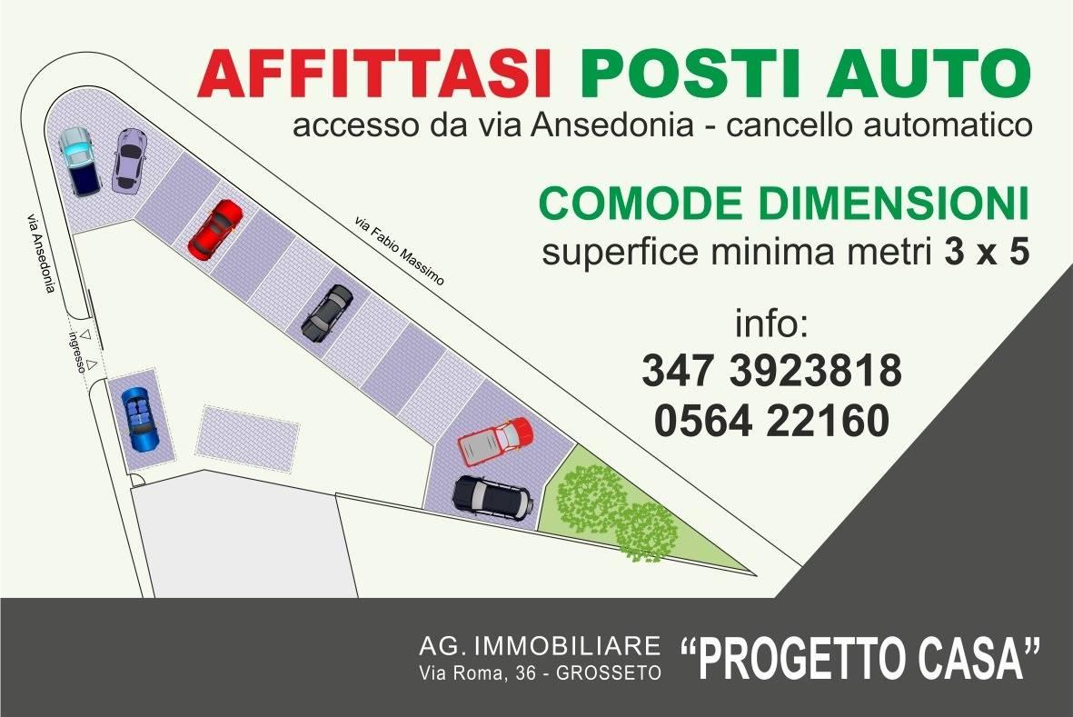 Box / Garage in affitto a Grosseto, 1 locali, zona Località: CENTRO CITTÀ, prezzo € 60 | CambioCasa.it