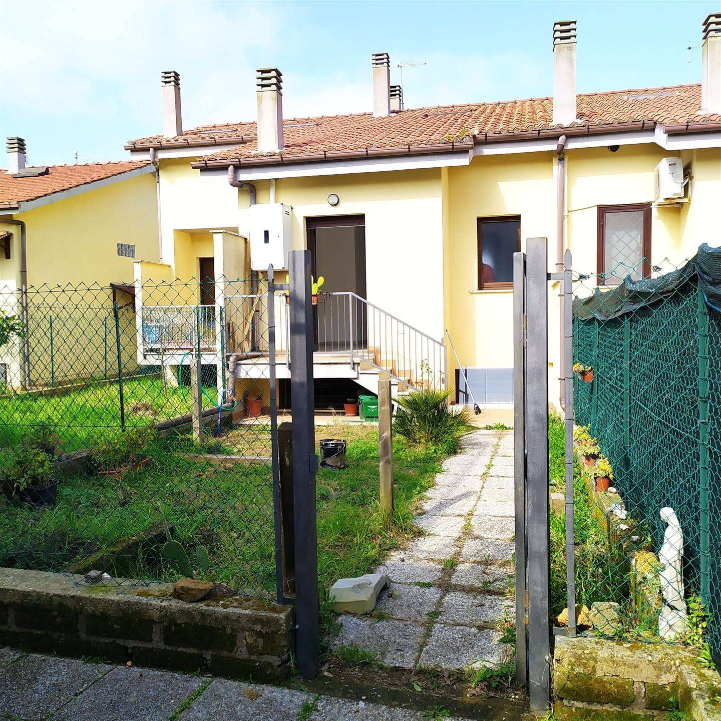 DIVINO AMORE, ROMA, Terraced house for sale of 90 Sq. mt., Excellent Condition, Heating Individual heating system, Energetic class: G, composed by: 4