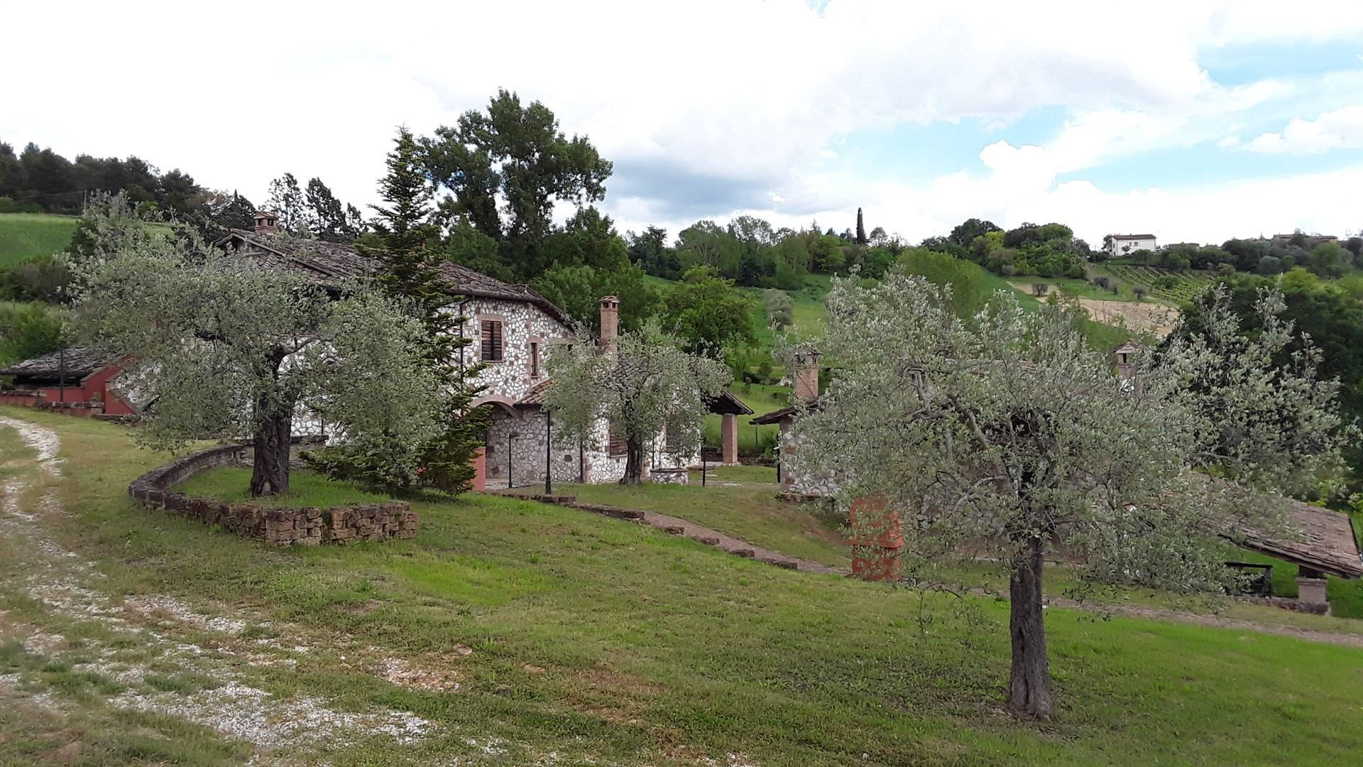 Agriturismo in vendita a Otricoli, 7 locali, zona Zona: Poggio, prezzo € 1.300.000 | CambioCasa.it