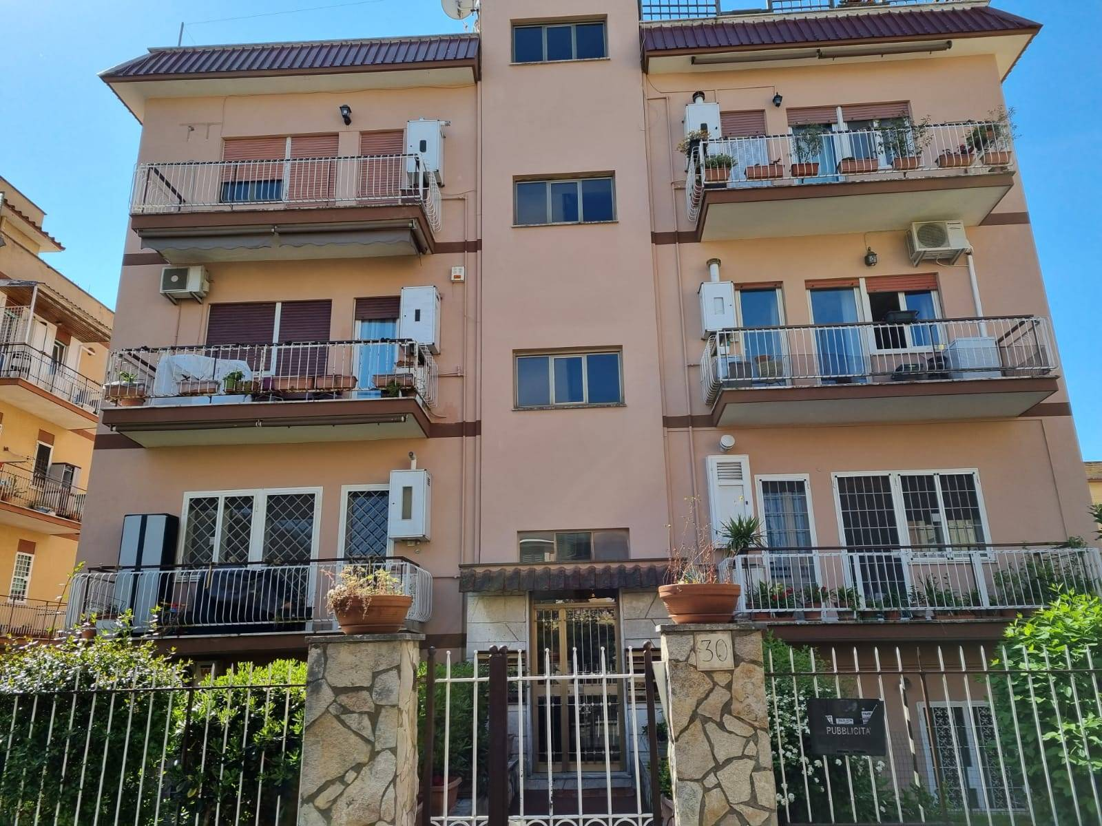 CASAL DÈ PAZZI, ROMA, Apartment for rent of 55 Sq. mt., Good condition, Heating Individual heating system, Energetic class: G, Epi: 175 kwh/m2 year,
