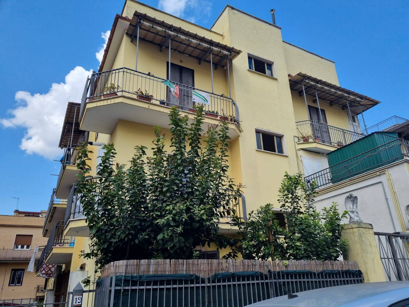 SAN CLETO, ROMA, Apartment for rent of 45 Sq. mt., Good condition, Heating Individual heating system, Energetic class: G, Epi: 175 kwh/m2 year,
