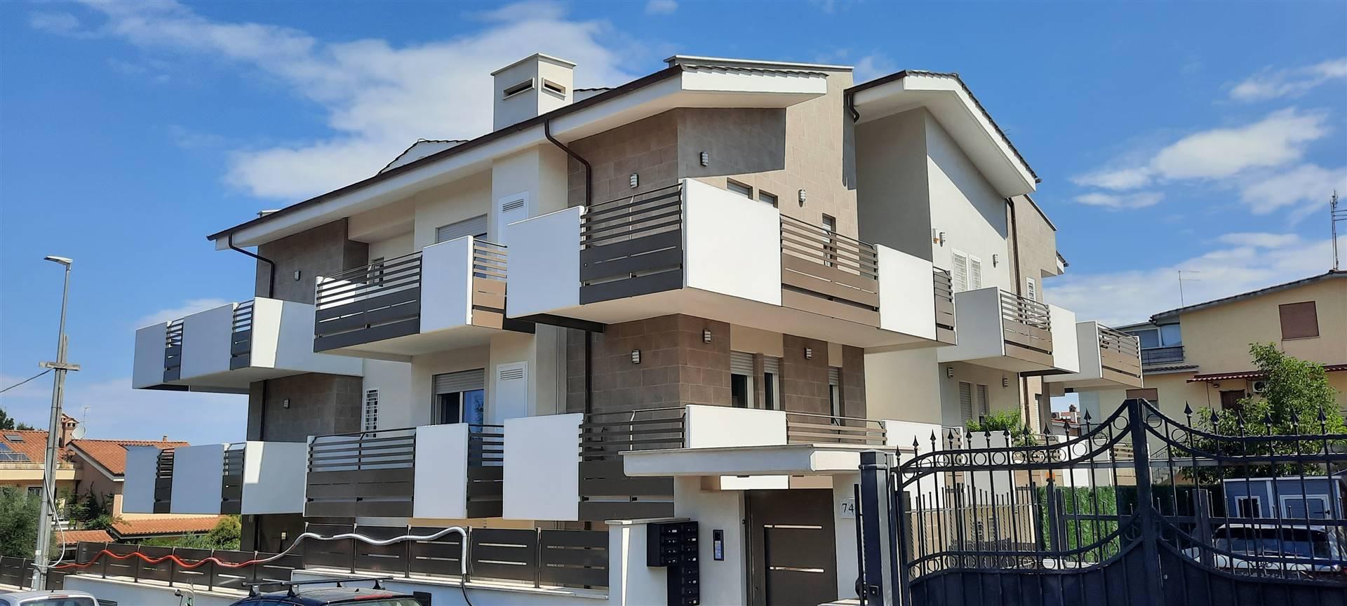 ROMA, OTTAVIA-SELVA CANDIDA, a pochi minuti dal GRA in zona tranquilla, affittiamo un Appartamento di Nuova costruzione mai abitato di circa 50 mq