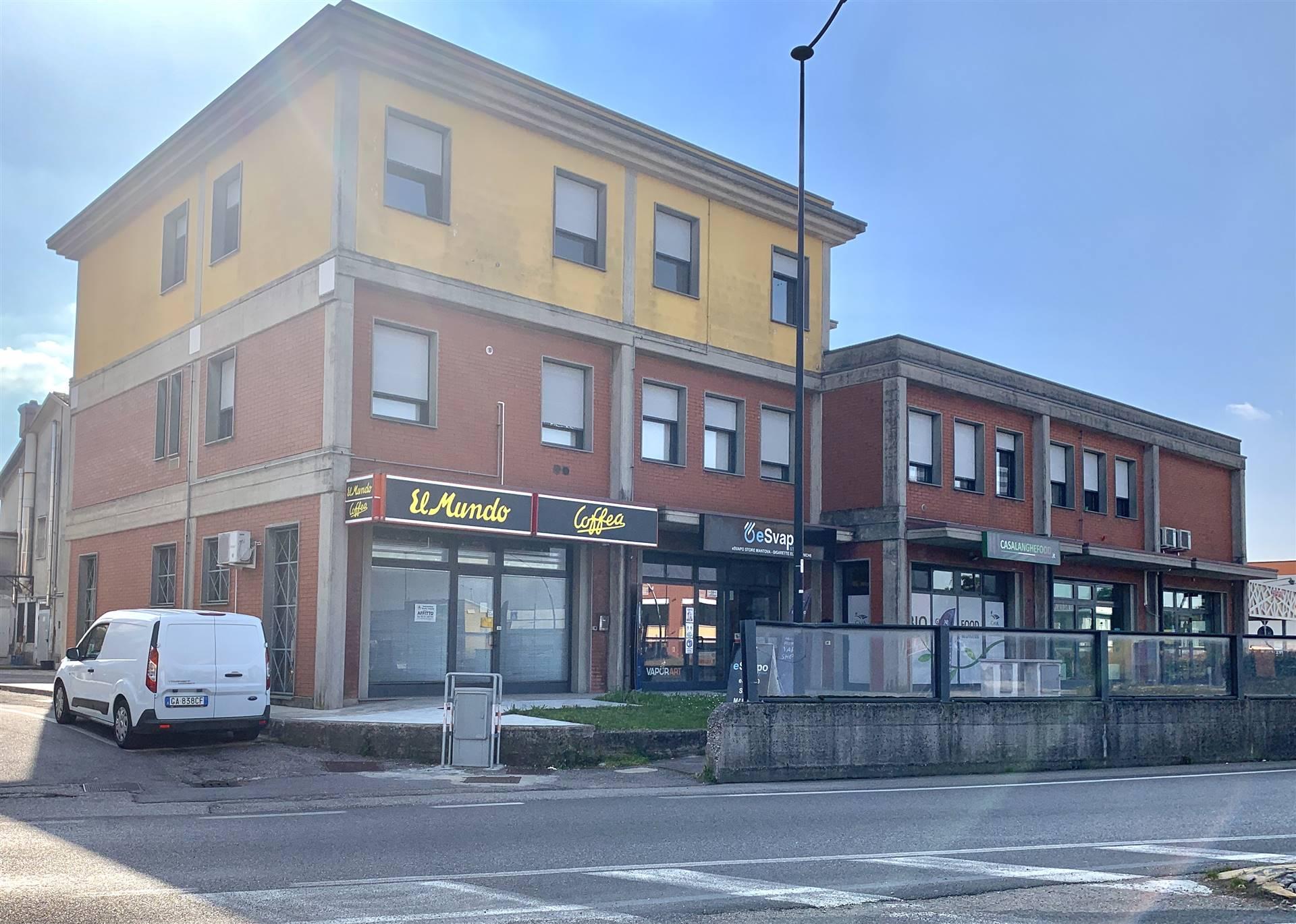 Negozio / Locale in affitto a Borgo Virgilio, 2 locali, zona Località: CERESE, prezzo € 550 | CambioCasa.it