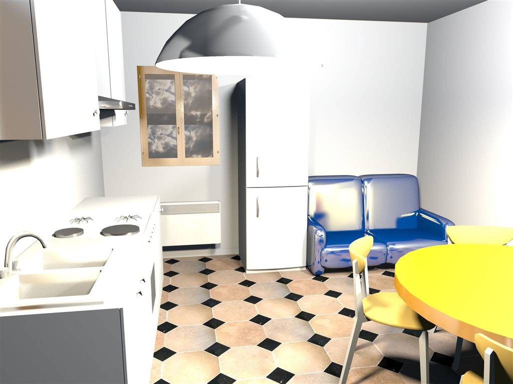 Attico / Mansarda in affitto a Buccinasco, 3 locali, zona Località: ROBARELLO, prezzo € 1.350 | PortaleAgenzieImmobiliari.it
