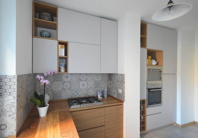 Appartamento in vendita a Milano, 2 locali, zona Zona: 13 . Baggio, Forze Armate, Quinto Romano, Bisceglie, Valsesia, prezzo € 145.000   CambioCasa.it