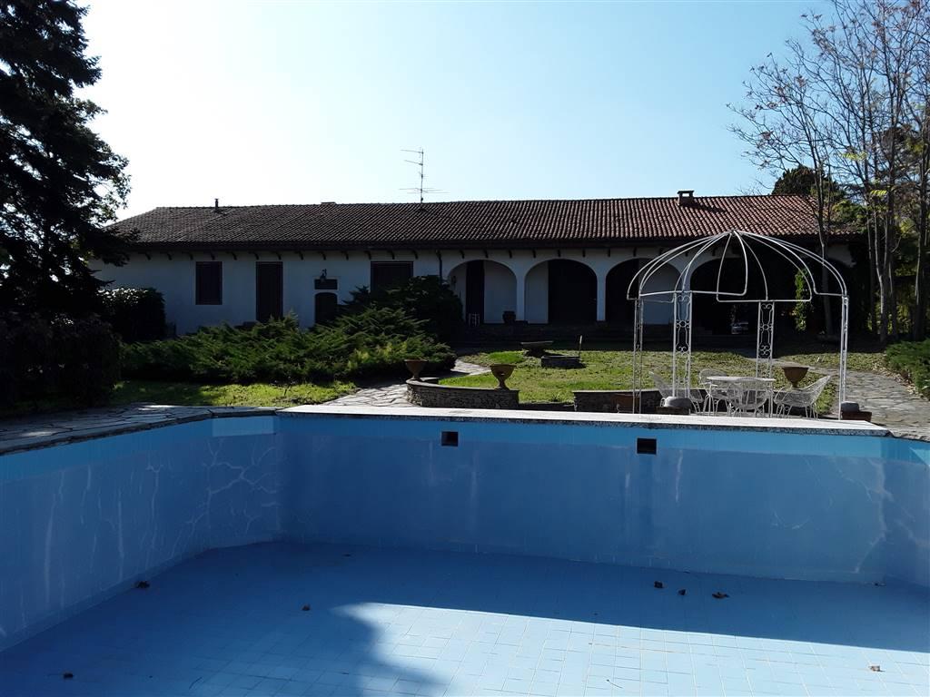 Villa in vendita a Conzano, 7 locali, zona Zona: San Maurizio, Trattative riservate | CambioCasa.it