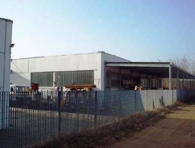 Industrial warehouseinVIGEVANO