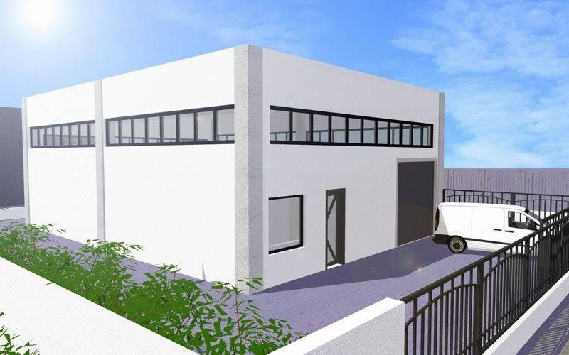 Capannone in vendita a Vigevano, 2 locali, zona Località: VALLERE, prezzo € 320.000 | PortaleAgenzieImmobiliari.it