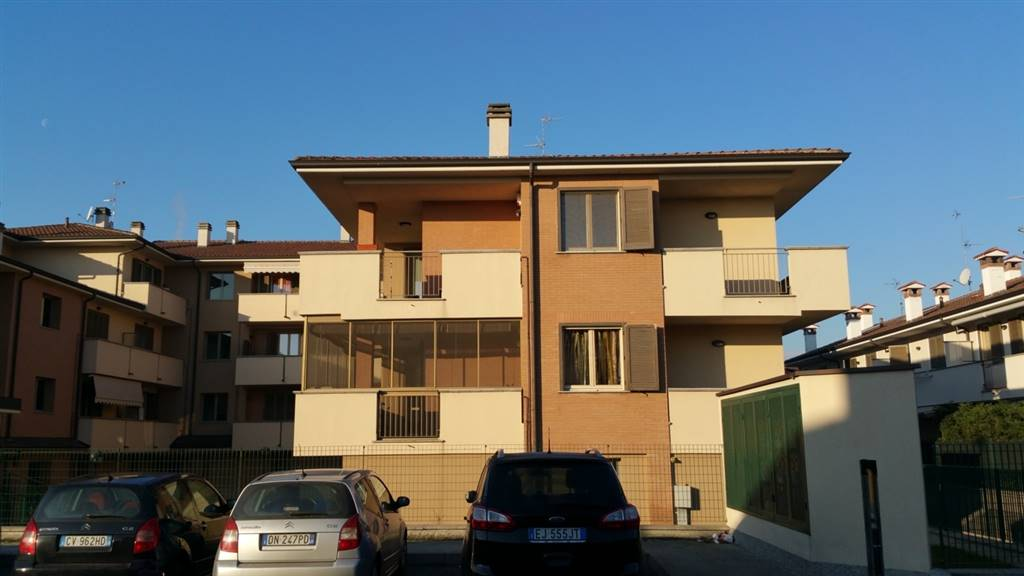 Trilocale in Via Cavour 1, Motta Vigana, Massalengo