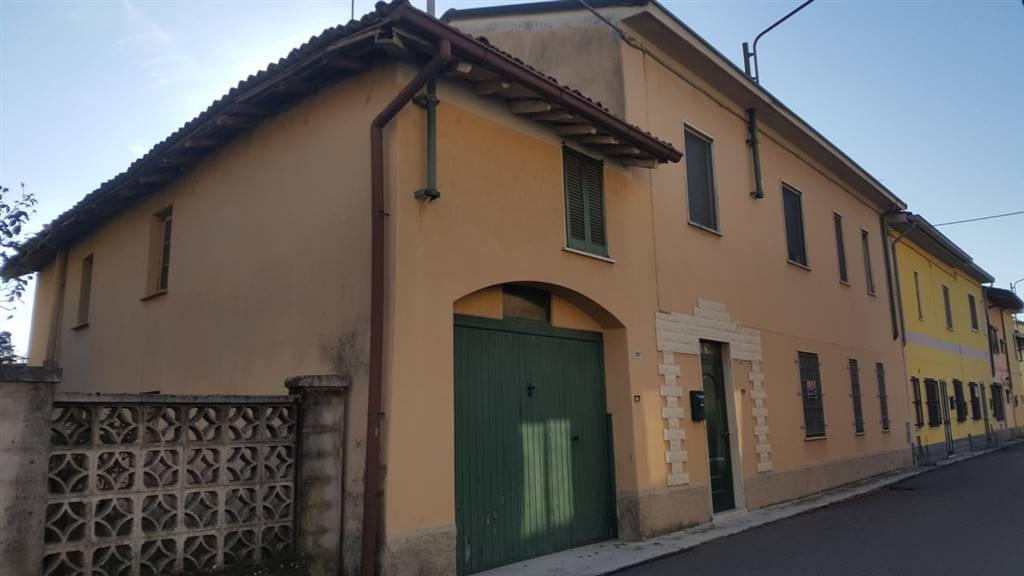 Casa semi indipendente in Via Garibaldi 44, Secugnago