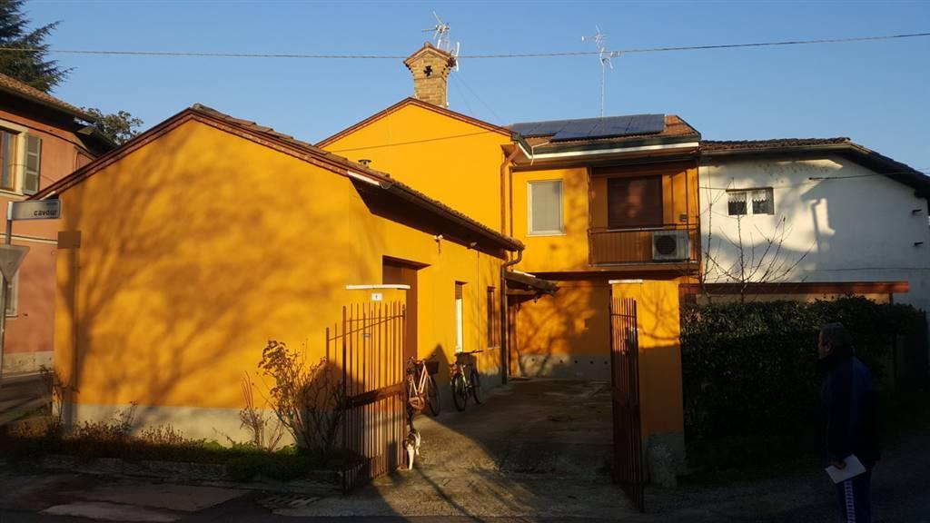 Casa semi indipendente in Vicolo Cavour 1, Mairago