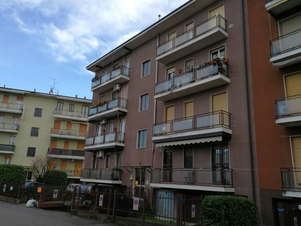 Trilocale in Via Buonarroti 4, Lodi Vecchio