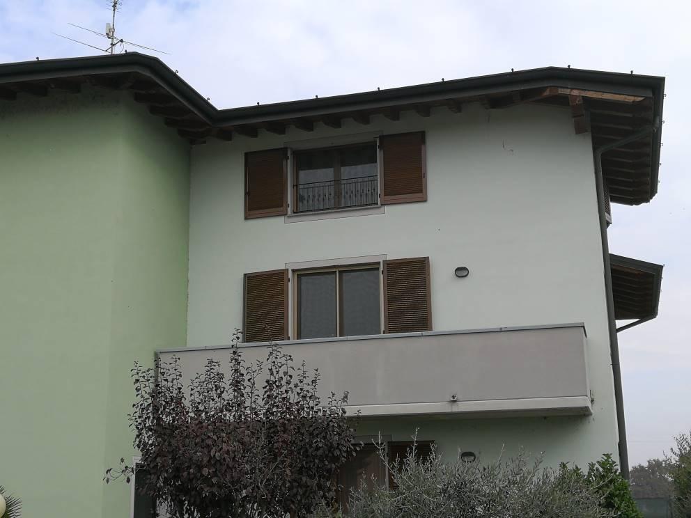 Trilocale in Vicolo Braglia 13, Massalengo