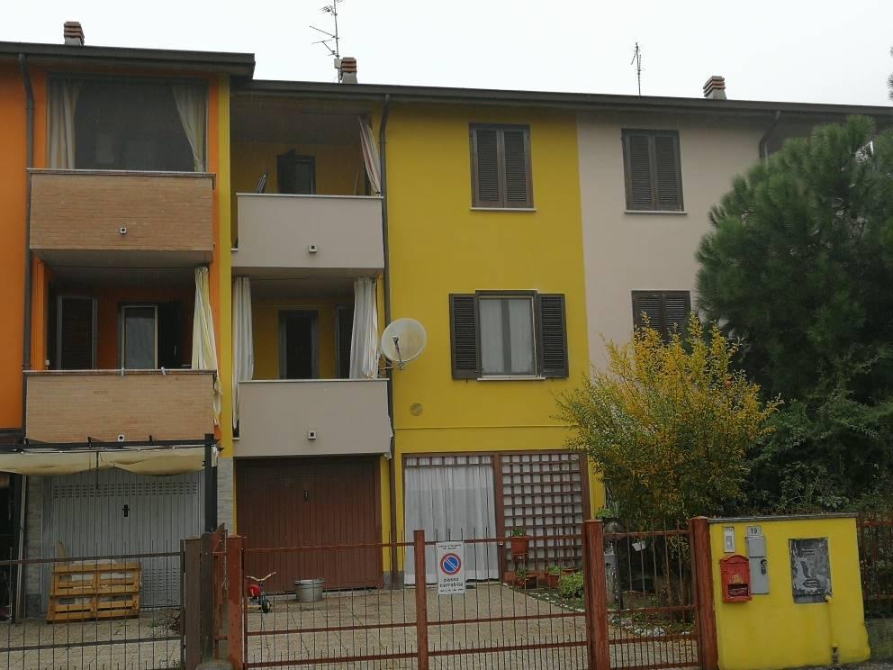 Villa a schiera in Via Bice Manara 19, Bargano, Villanova Del Sillaro
