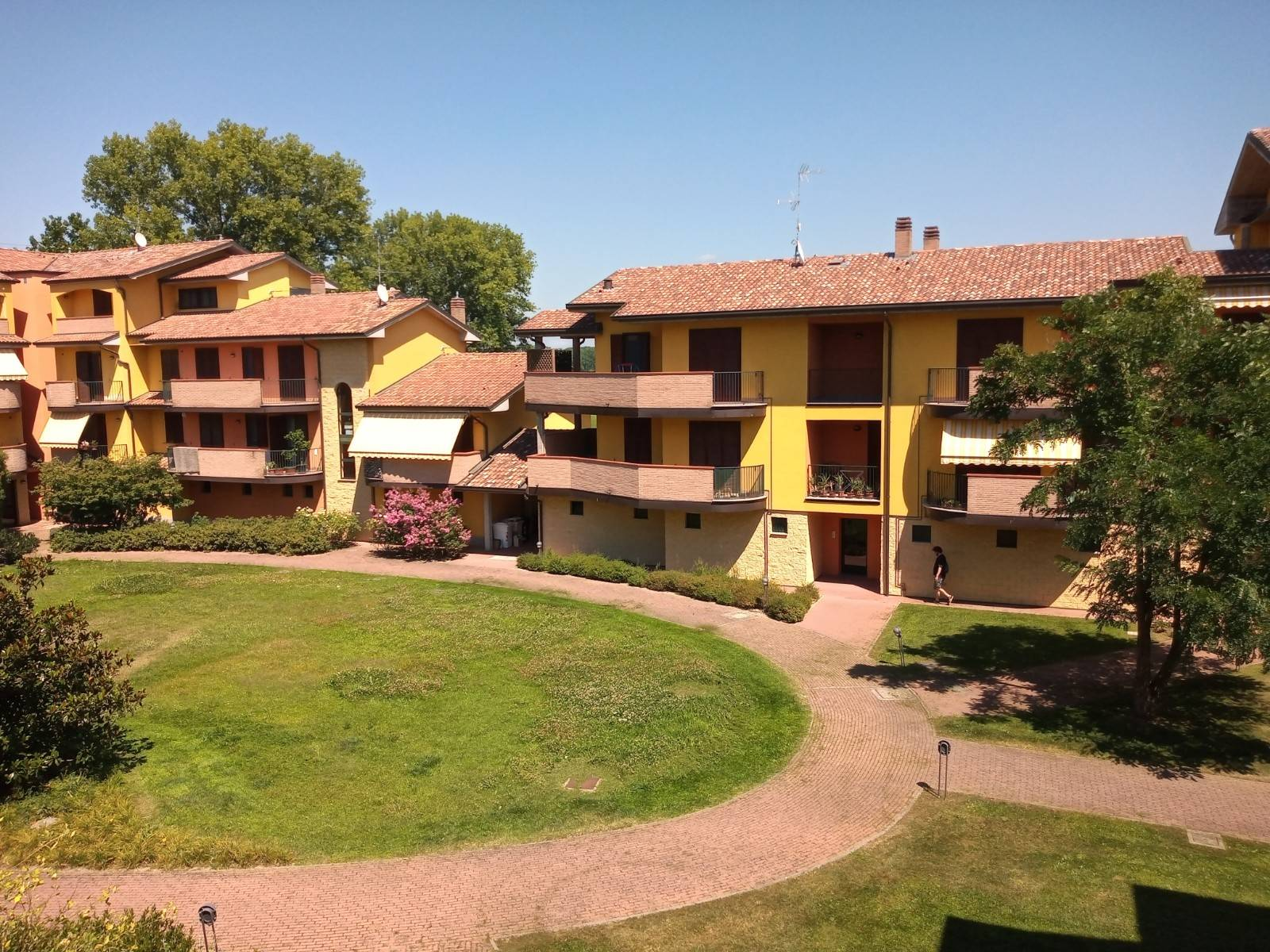 RIOLO, LODI, Apartment for sale of 61 Sq. mt., Good condition, Heating Individual heating system, Energetic class: D, Epi: 32,82 kwh/m2 year, placed
