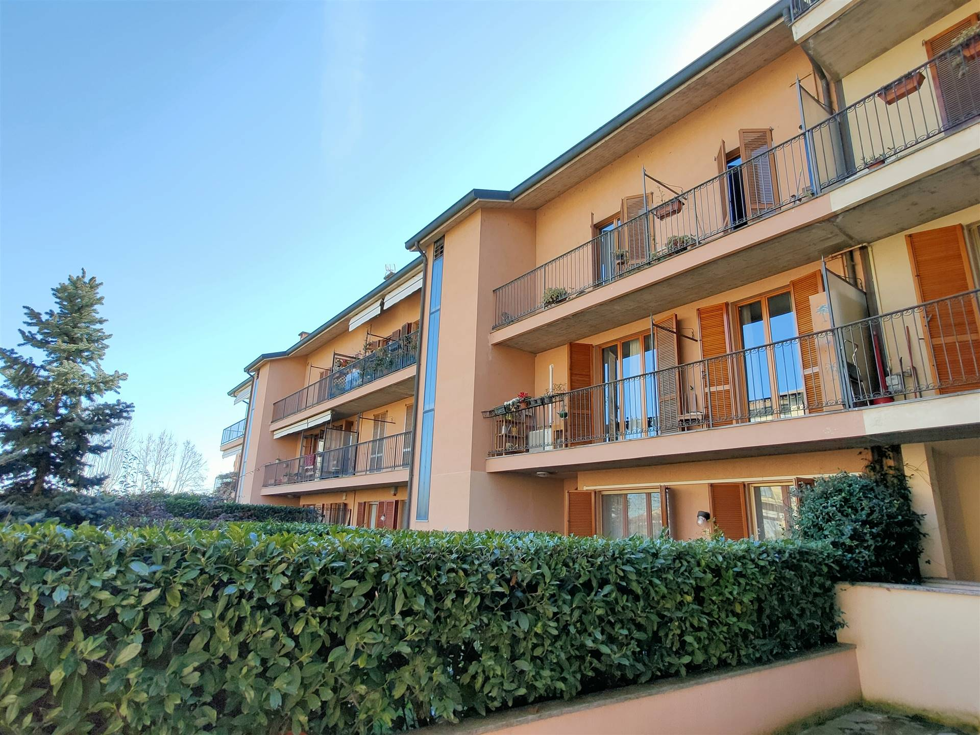 CENTRO, LODI, Apartment for sale of 115 Sq. mt., Good condition, Heating Individual heating system, Energetic class: D, placed at 2° on 3, composed
