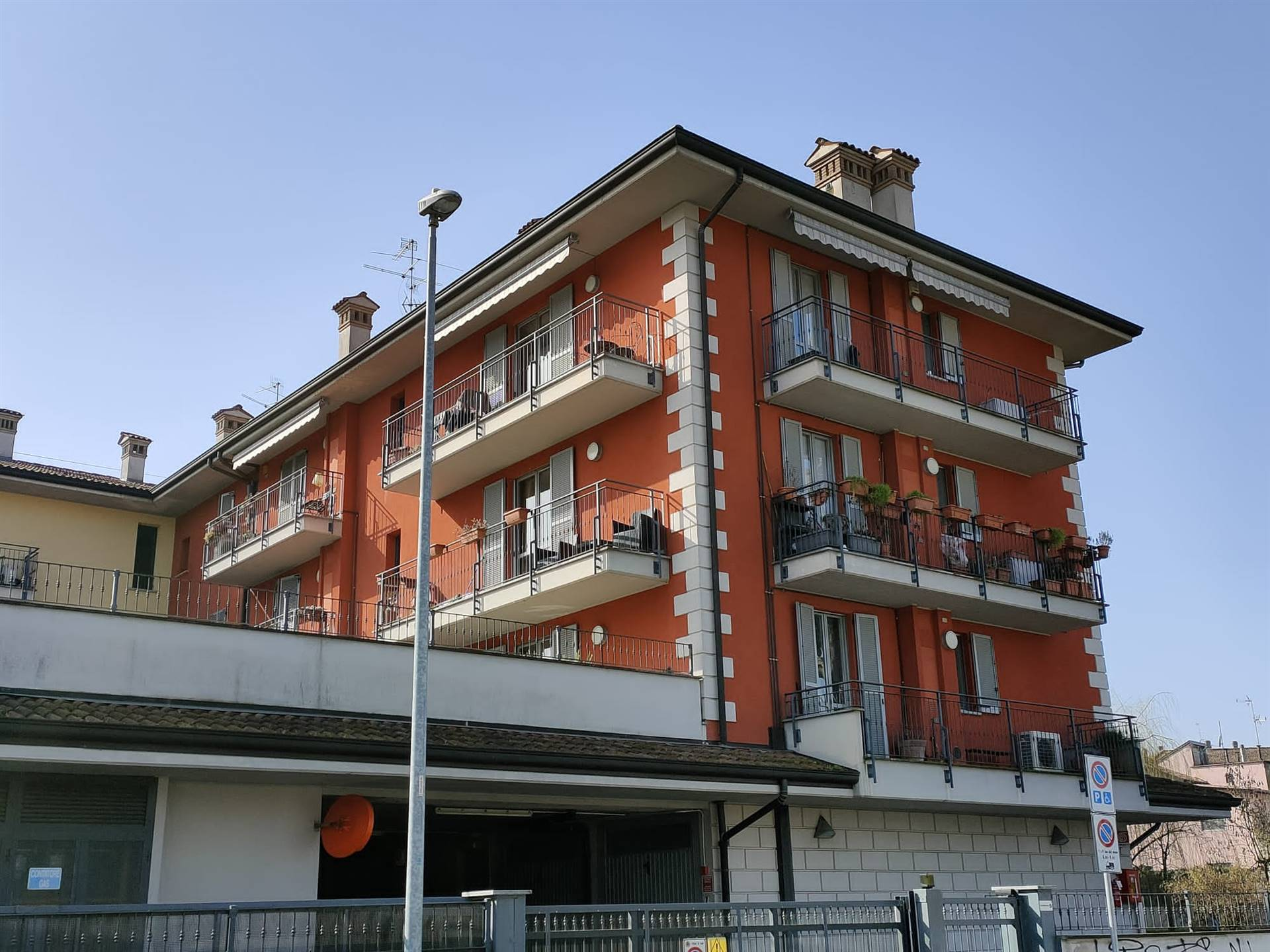 CENTRO, LODI, Apartment for sale of 60 Sq. mt., Excellent Condition, Heating Individual heating system, Energetic class: D, placed at 1° on 3,