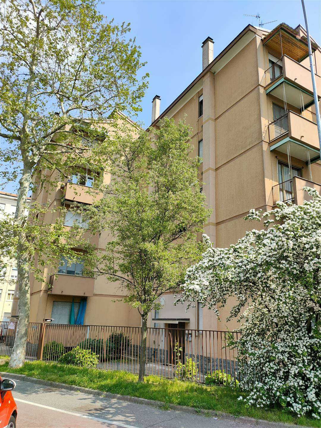 SAN FEREOLO, LODI, Apartment for sale of 80 Sq. mt., Good condition, Heating Individual heating system, Energetic class: F, Epi: 265,12 kwh/m2 year,