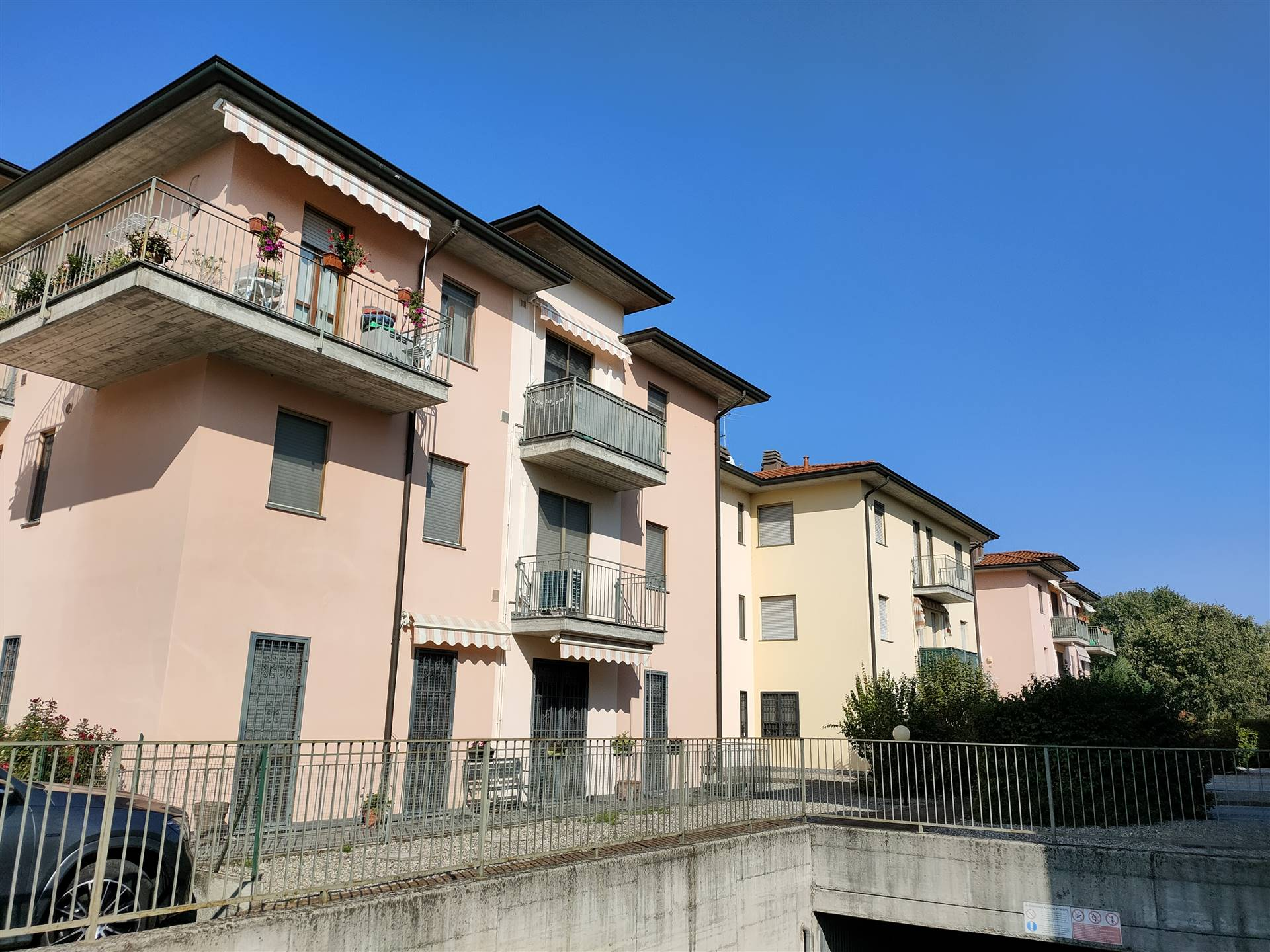 SAN FEREOLO, LODI, Apartment for sale, Good condition, Heating Individual heating system, Energetic class: F, placed at 1°, composed by: 2 Rooms,