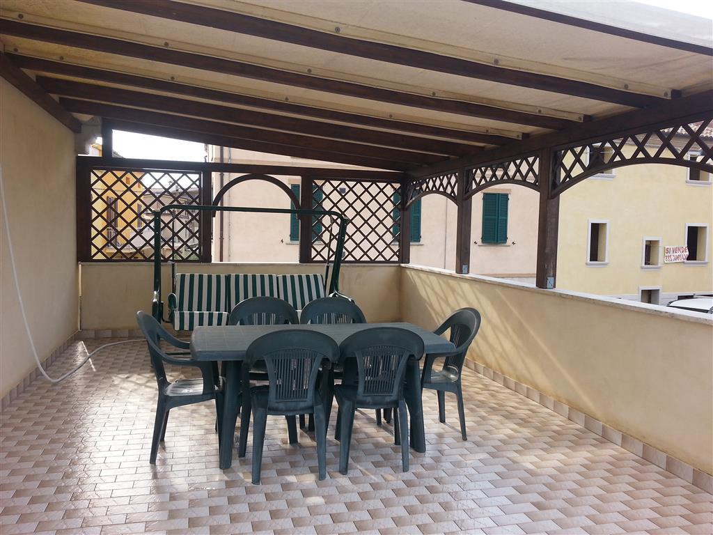 Appartamento indipendente, Collina, Santa Maria Nuova, in ottime condizioni