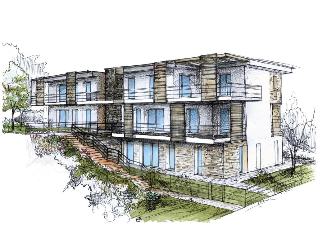 Vendita appartamento indipendente jesi in nuova for Garage autonomo