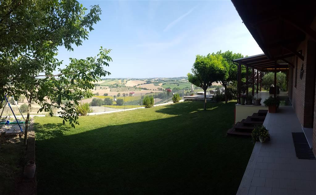 Panorama giardino esclusivo