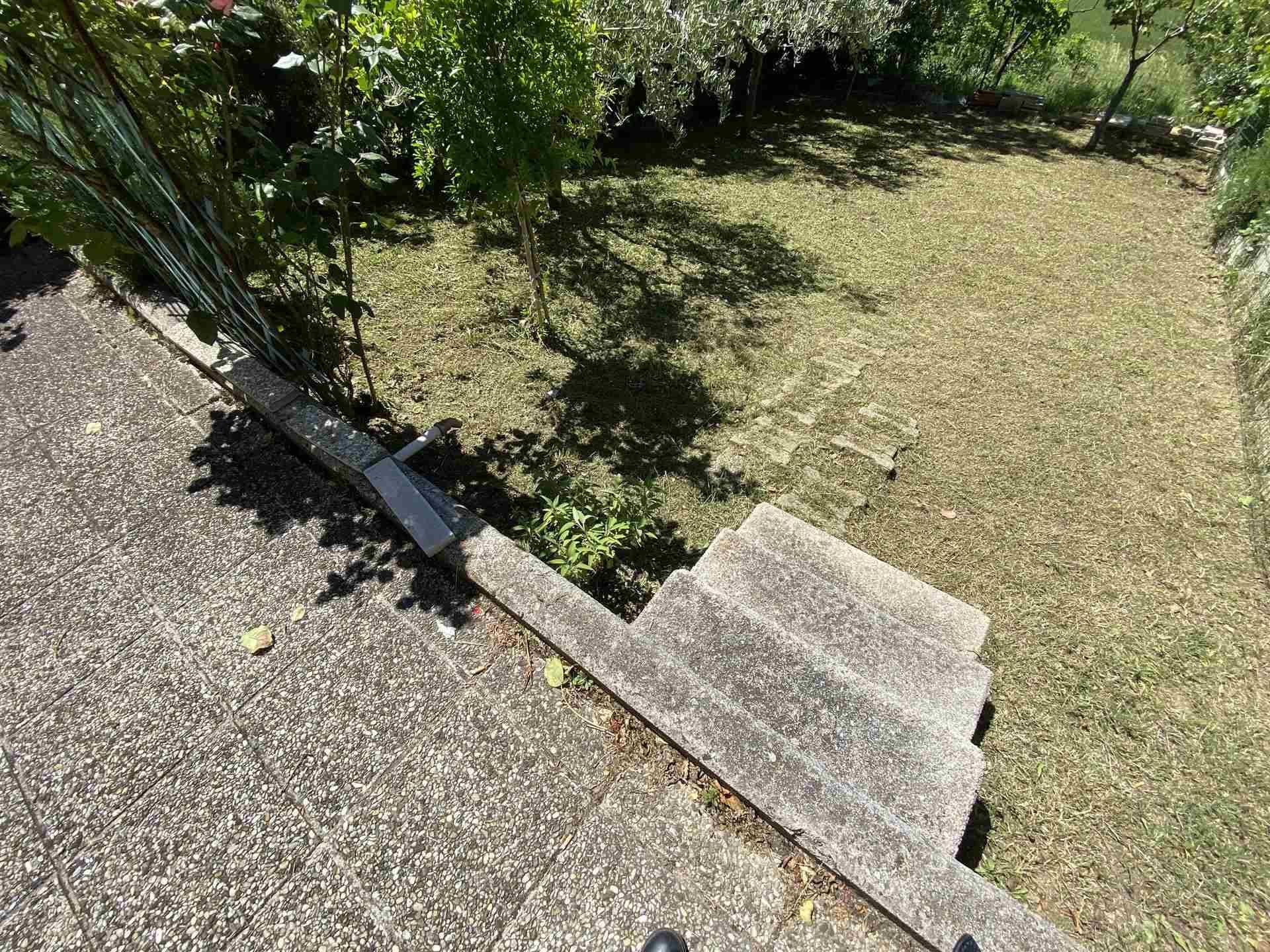 giardino esclusivo