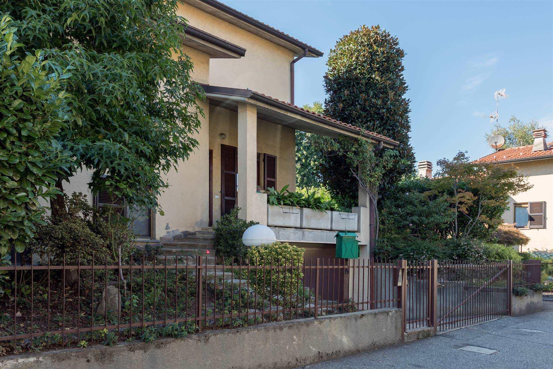 Villa Bifamiliare in Vendita a Bellusco