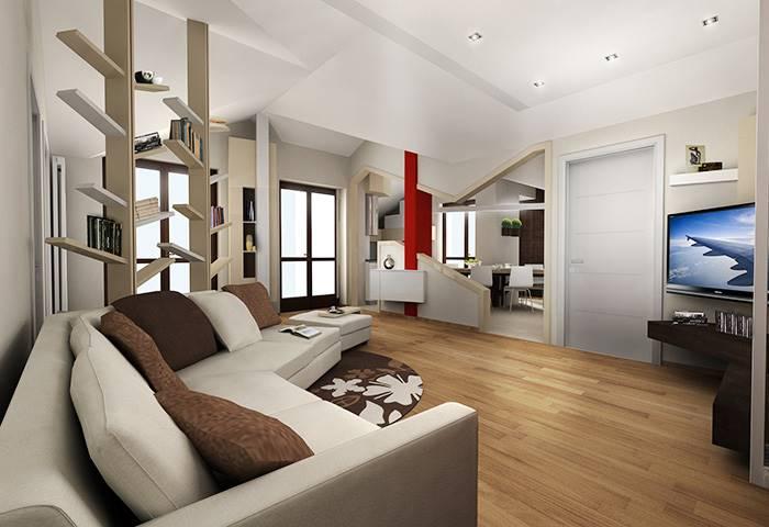 Appartamento in vendita a mondovi 39 zona ferrone cuneo for Appartamento design interni