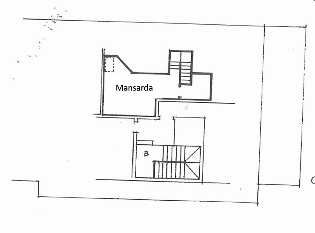 Planimetria 6° Piano