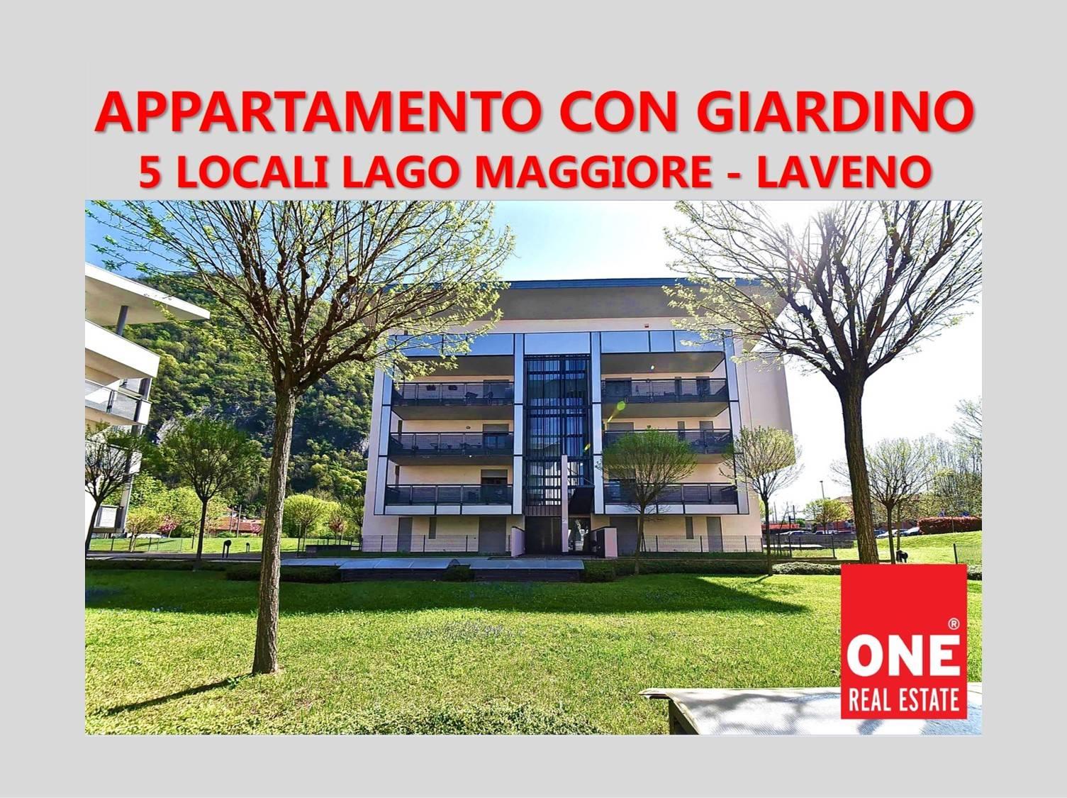 Appartamento in vendita a Laveno-Mombello, 5 locali, zona Località: LAVENO, prezzo € 380.000 | PortaleAgenzieImmobiliari.it