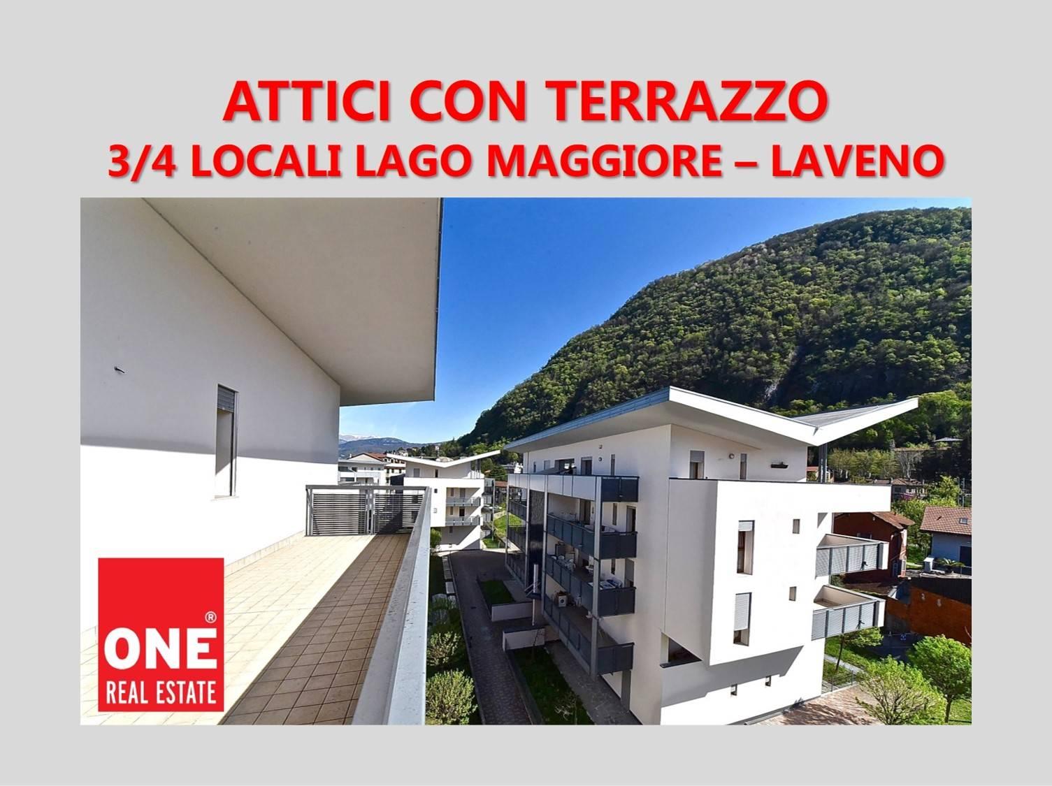 Appartamento in vendita a Laveno-Mombello, 3 locali, zona Località: LAVENO, prezzo € 252.000   PortaleAgenzieImmobiliari.it