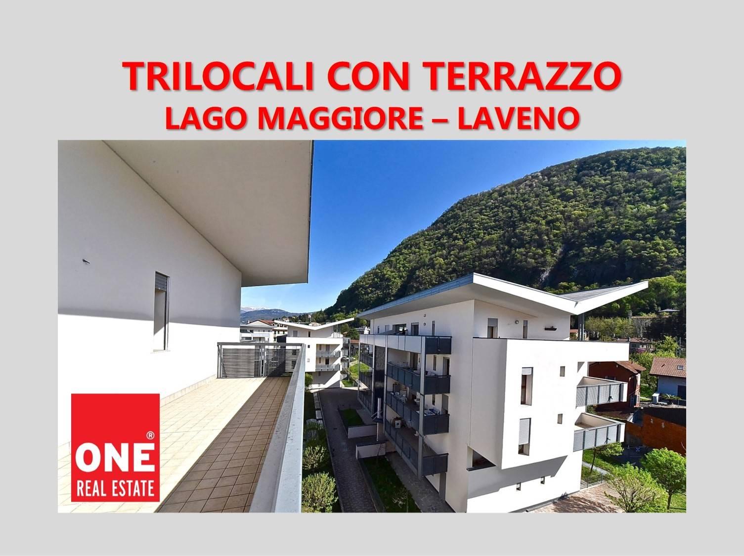 Appartamento in vendita a Laveno-Mombello, 3 locali, zona Località: LAVENO, prezzo € 168.000   PortaleAgenzieImmobiliari.it