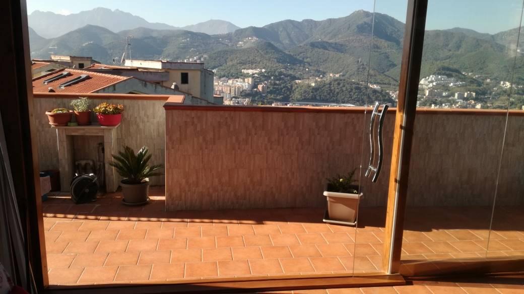 Appartamento in vendita a Salerno, 3 locali, zona Località: GINESTRE / SALA ABBAGNANO / PANORAMICA / CASA MANZO, prezzo € 350.000   CambioCasa.it