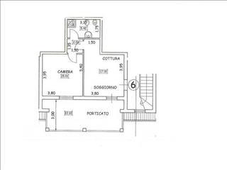 Appartamento in vendita a Campiglia Marittima, 2 locali, zona ggio, prezzo € 190.000   PortaleAgenzieImmobiliari.it