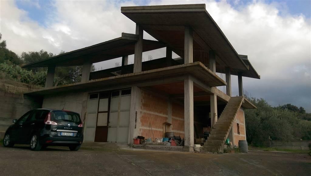 Nuova costruzione in C/da San Paolo, Carlentini
