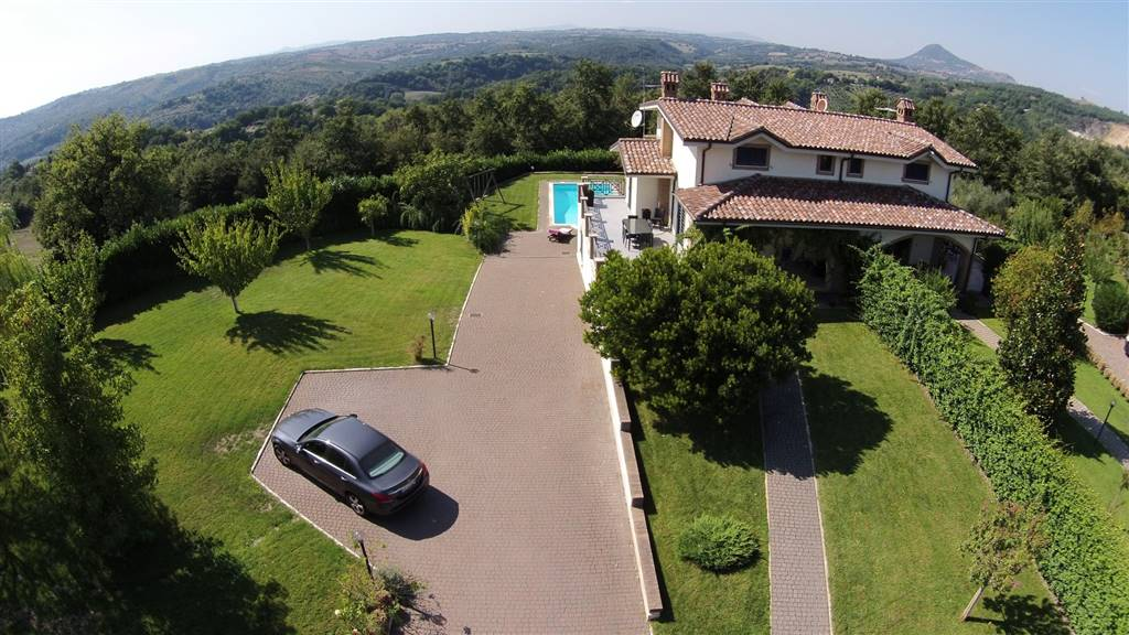 Villa in Via Del Laghetto 100, Fiano Romano