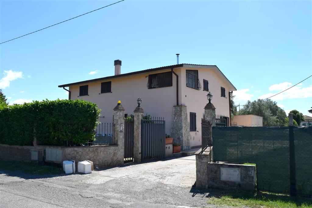 Casa semi indipendente, Fiano Romano, ristrutturato