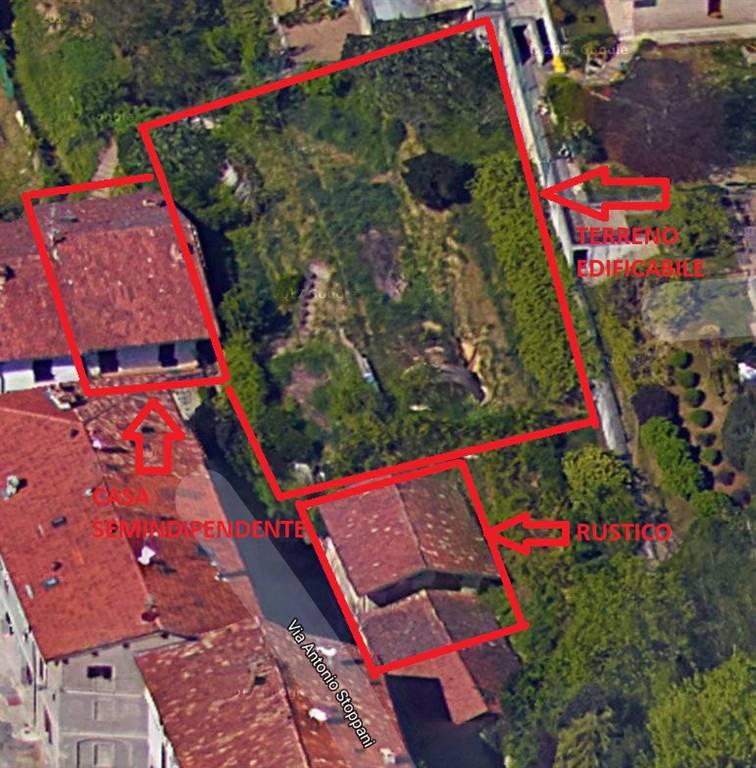 Casa singola, Inverigo, da ristrutturare